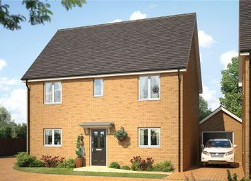 Thumbnail 4 bed detached house for sale in Rivenhall Park, Forest Road, Witham