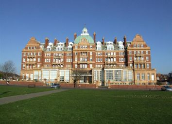 Thumbnail 3 bed flat for sale in Metropole Court, The Leas, Folkestone