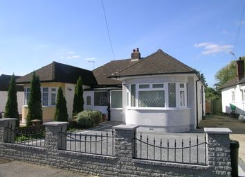Thumbnail 2 bed semi-detached bungalow to rent in Pavilion Way, Ruislip