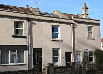 Thumbnail 2 bedroom terraced house for sale in Brougham Hayes, Oldfield Park, Bath