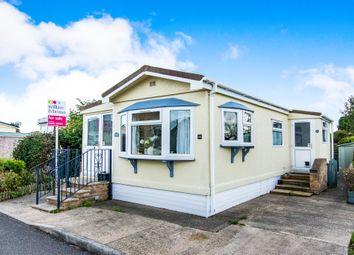 Thumbnail 1 bed mobile/park home for sale in Allington Gardens, Allington, Grantham