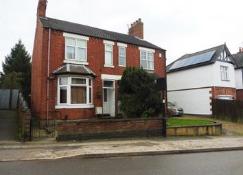 Thumbnail 2 bedroom semi-detached house for sale in Rushton Road, Rothwell, Kettering