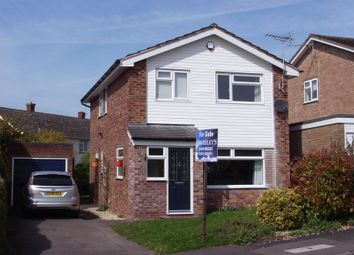Thumbnail 4 bed detached house for sale in Lambourne Close, Ledbury