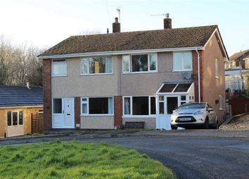 Thumbnail 3 bed semi-detached house for sale in Broadacre, Killay, Swansea