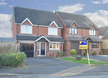 Thumbnail 4 bed detached house for sale in Hoskyns Avenue, Worcester