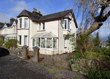 Thumbnail 4 bed semi-detached house for sale in Parklands, Okehampton
