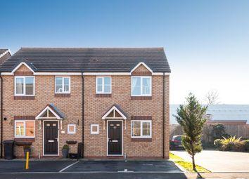 Thumbnail 3 bedroom semi-detached house for sale in Severn Terrace, Smithfield Road, Shrewsbury
