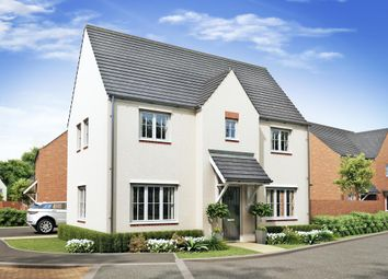 """Thumbnail 3 bed detached house for sale in """"Morpeth"""" at Wheatley Close, Banbury"""