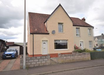 Thumbnail 3 bed end terrace house for sale in Macdonald Crescent, Rattray, Blairgowrie, Perthshire
