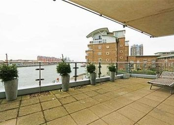 Thumbnail 3 bed flat to rent in Ensign House, Battersea Reach, Juniper Drive, London