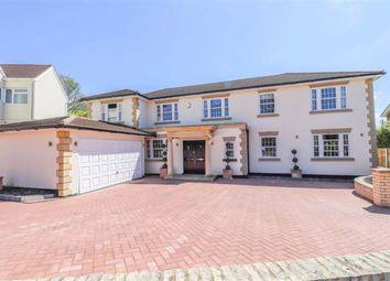 5 bed detached house for sale in Bassingbourne Close, Broxbourne, Hertfordshire EN10