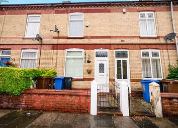 Thumbnail 2 bedroom terraced house to rent in Glanvor Road, Stockport