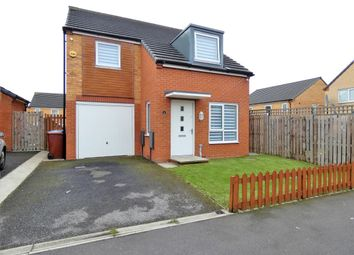 Thumbnail 4 bed detached house for sale in Metcombe Way, Manchester