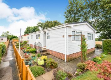 Thumbnail 2 bed mobile/park home for sale in Jasmine Way, Thatcham