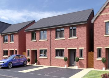 Thumbnail 3 bedroom semi-detached house for sale in Hulton Meadows, Bolton