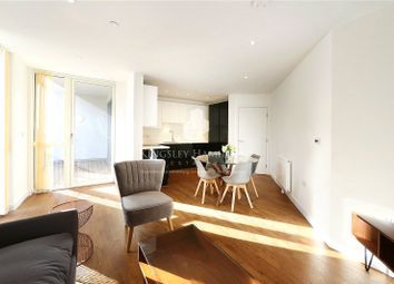 Thumbnail 1 bed flat to rent in Discovery Tower, 1 Terry Spinks Place, Canning Town