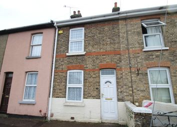 Thumbnail 3 bed terraced house to rent in Wainscott Road, Wainscott, Rochester