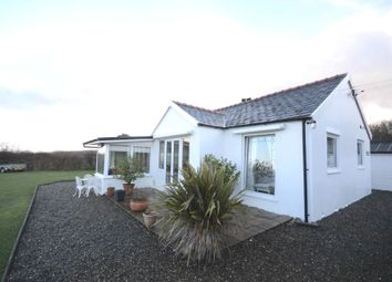 Thumbnail 3 bed detached bungalow for sale in Majoda, Cnwc Y Lili, New Quay, Ceredigion