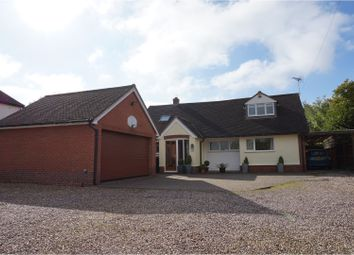 Thumbnail 5 bed detached bungalow for sale in Uppingham Road, Houghton On The Hill