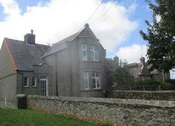 Thumbnail Detached house for sale in Llanrhyddlad, Holyhead
