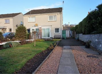 Thumbnail 2 bedroom semi-detached house for sale in Riverside Place, Dundee