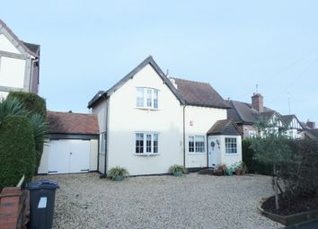 Thumbnail 4 bed detached house for sale in Four Oaks Common Road, Sutton Coldfield