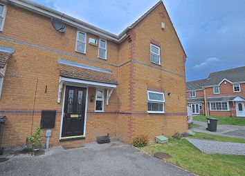 Thumbnail 1 bed terraced house for sale in Beamsley Way, Hull, North Humberside