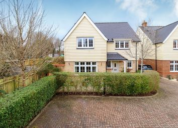 Thumbnail 4 bed detached house for sale in Harold Avenue, Hailsham