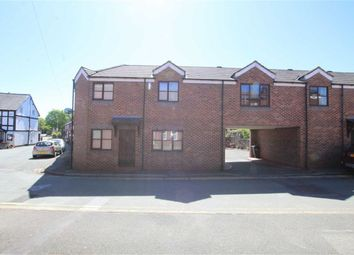 Thumbnail 2 bed flat to rent in Brook Street, Northop, Flintshire