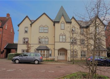 Thumbnail 2 bed flat for sale in 8 Nursery Drive, Birmingham