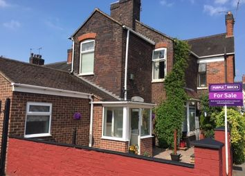 Thumbnail 2 bedroom end terrace house for sale in Scott Lidgett Road, Stoke-On-Trent