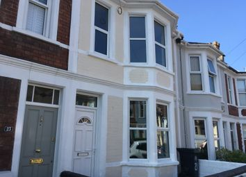 Thumbnail 3 bed terraced house to rent in Lime Rd, Southville, Bristol