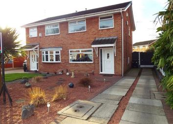 Thumbnail 3 bed semi-detached house for sale in Rosemary Avenue, Beechwood, Runcorn, Cheshire