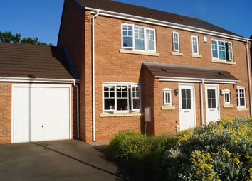 Thumbnail 3 bed semi-detached house for sale in Balmoral Way, Birmingham
