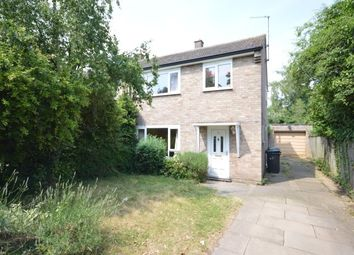Thumbnail 3 bedroom property to rent in Southbrooke Close, Trumpington, Cambridge