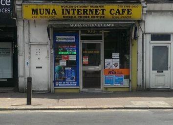 Thumbnail Retail premises to let in Mitcham Lane, London