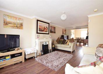 Thumbnail 3 bed semi-detached house for sale in Mallon Dene, Rustington, West Sussex