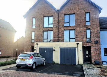 Thumbnail 4 bed town house for sale in Portland Drive, Barry