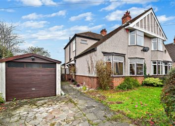 3 bed semi-detached house for sale in Heathview Crescent, West Dartford, Kent DA1