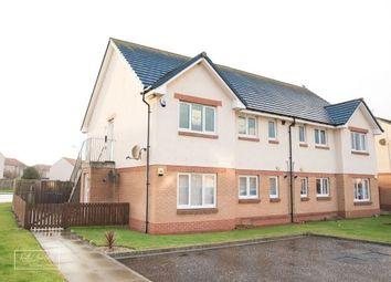Thumbnail 2 bedroom flat for sale in Lundholm Road, Stevenston