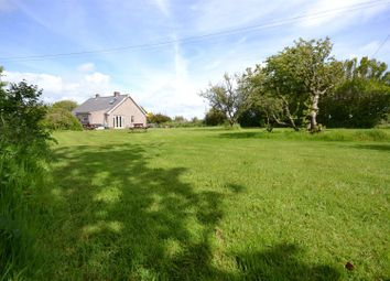 Thumbnail 5 bedroom detached bungalow for sale in Roch, Haverfordwest