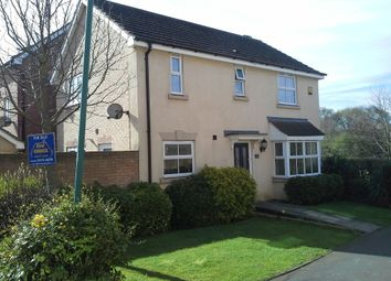 Thumbnail 3 bedroom detached house for sale in Hawksworth Crescent, Chelmsley Wood