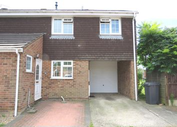 Thumbnail 4 bed semi-detached house for sale in Tythe Close, Springfield, Chelmsford
