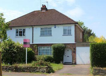 Thumbnail 3 bed semi-detached house for sale in Peplins Way, Brookmans Park, Hatfield
