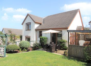 Thumbnail 3 bed detached house for sale in Rosevale Gardens, Luxulyan, Bodmin