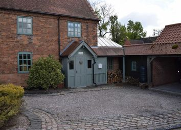 Thumbnail 4 bed detached house to rent in Kirklington Road, Hockerton, Southwell