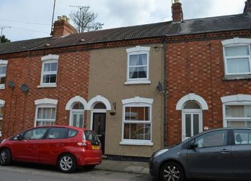 Thumbnail 2 bed terraced house to rent in Lincoln Street, Kingsthorpe, Northampton