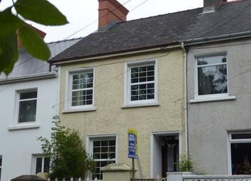 Thumbnail 2 bed terraced house to rent in Cromwell Road, Milford Haven