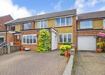 Thumbnail 3 bed terraced house for sale in Strand Close, Meopham, Kent