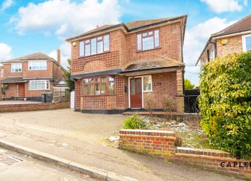 Thumbnail 3 bed detached house to rent in Dacre Close, Chigwell